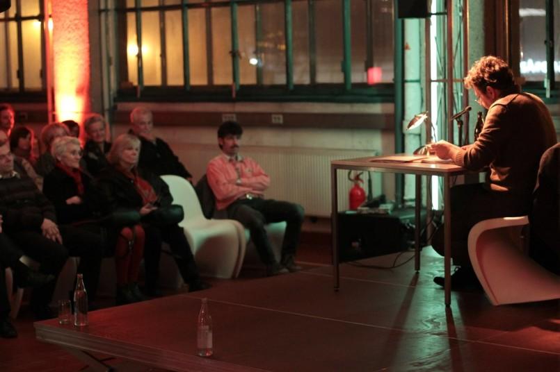 TFL Franzobel Buchpräsentation 01.03.2012 - Foto Andreas Kepplinger 17