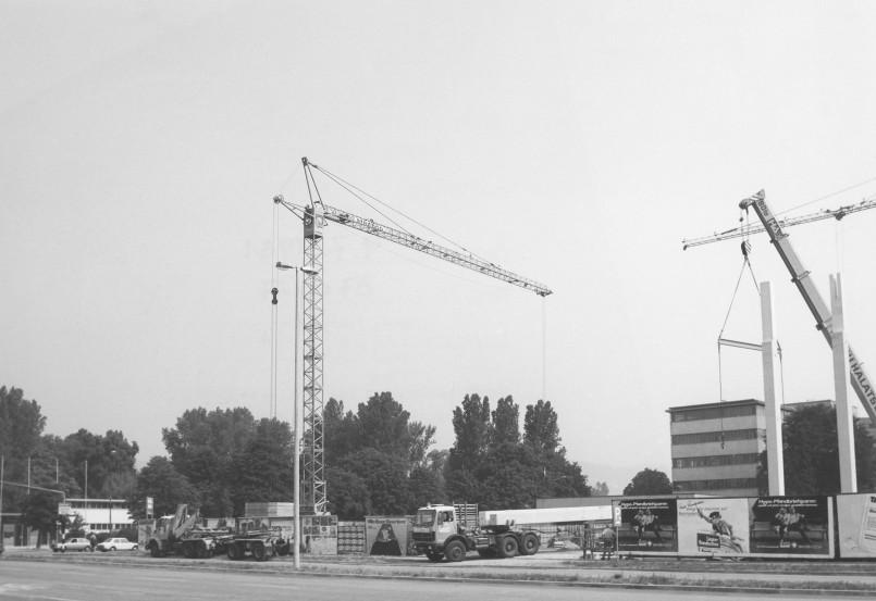 Bildcredit: Archiv der Stadt Linz (1981)