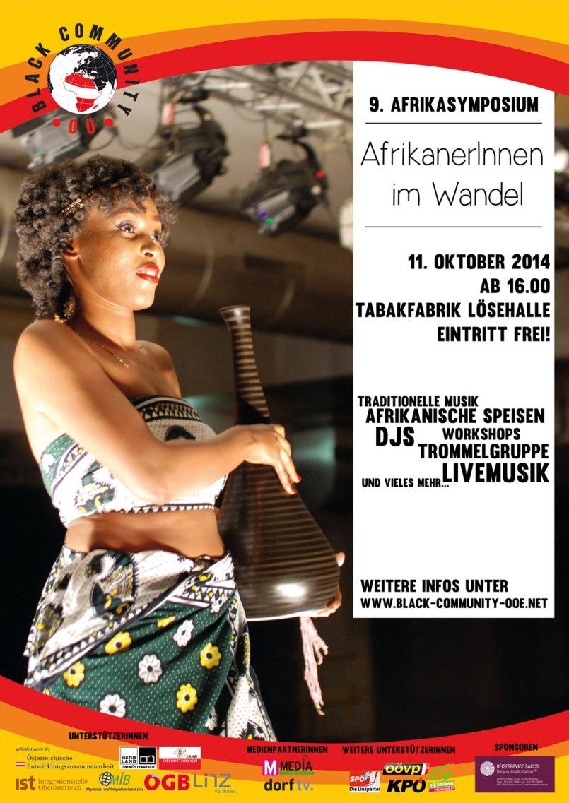 Flyer Afrika Symposium