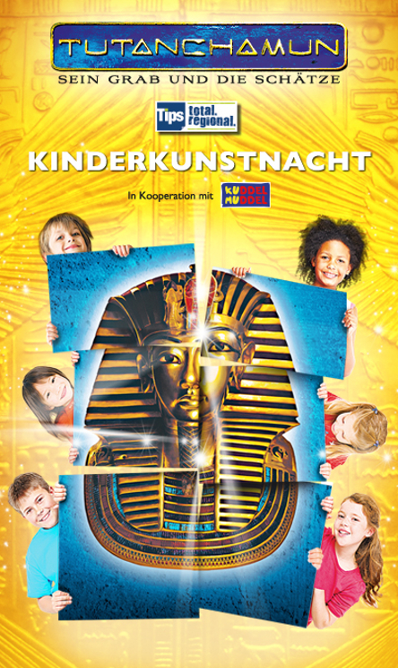 Tutanchamun Kids Nacht