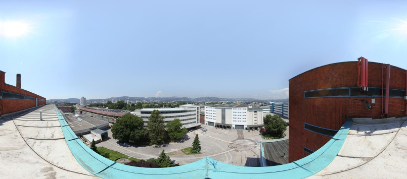 Christoph Einfalt - Panorama TFL - Kraftwerk Dach 2
