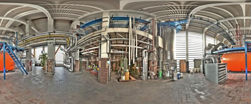 Christoph Einfalt - Panorama TFL - Kraftwerk_Waschbecken