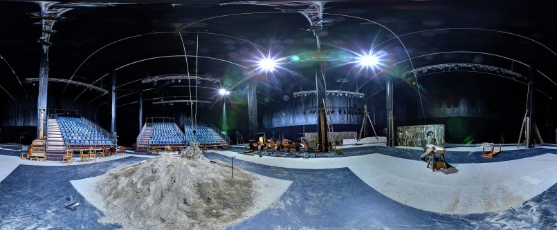 Christoph Einfalt - Panorama TFL - Quadrome
