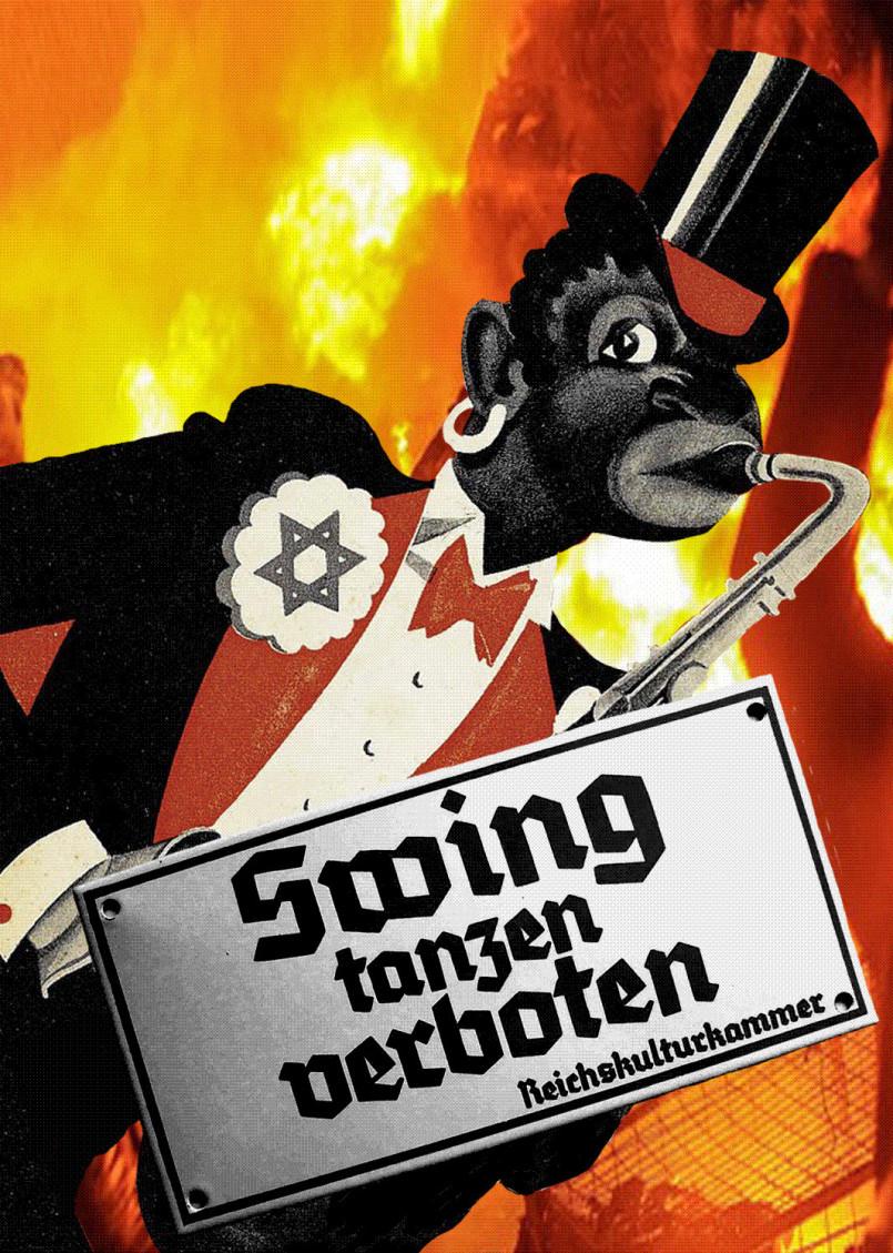 Swing tanzen verboten
