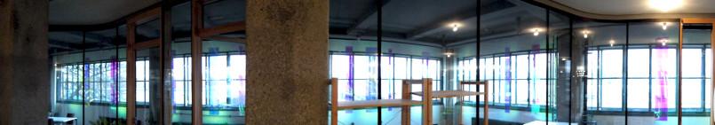 Hans-Jürgen Poetz Installation TWM 2