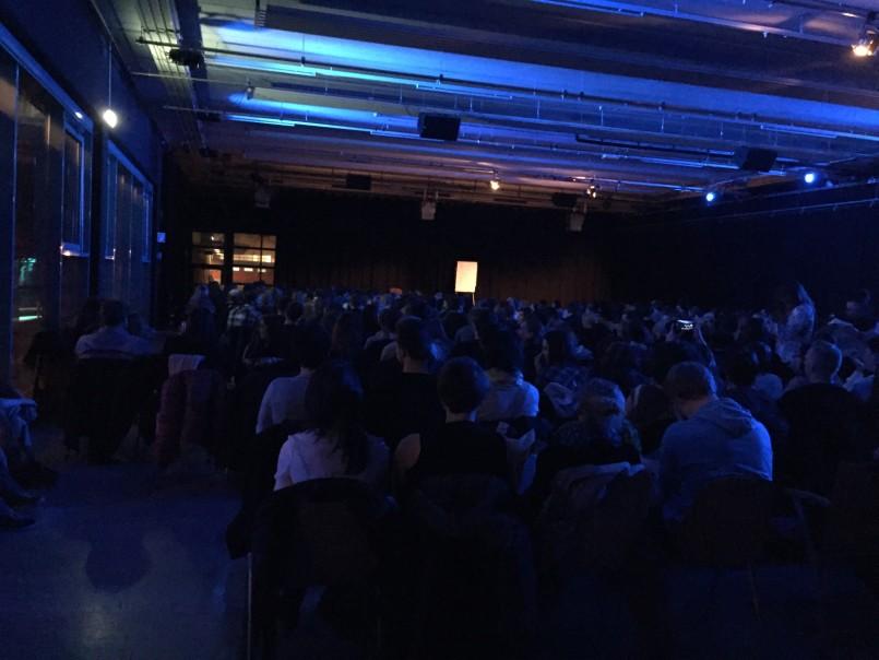 Poetry Slam in der Tabakfabrik Linz | Fotocredit: Tabakfabrik Linz