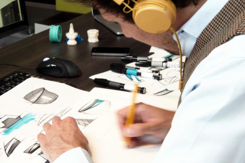 Von der ersten Idee bis zur Serienreife entwickelt HARATECH technische Kunststoffprodukte vollständig im Haus. ©Haratech