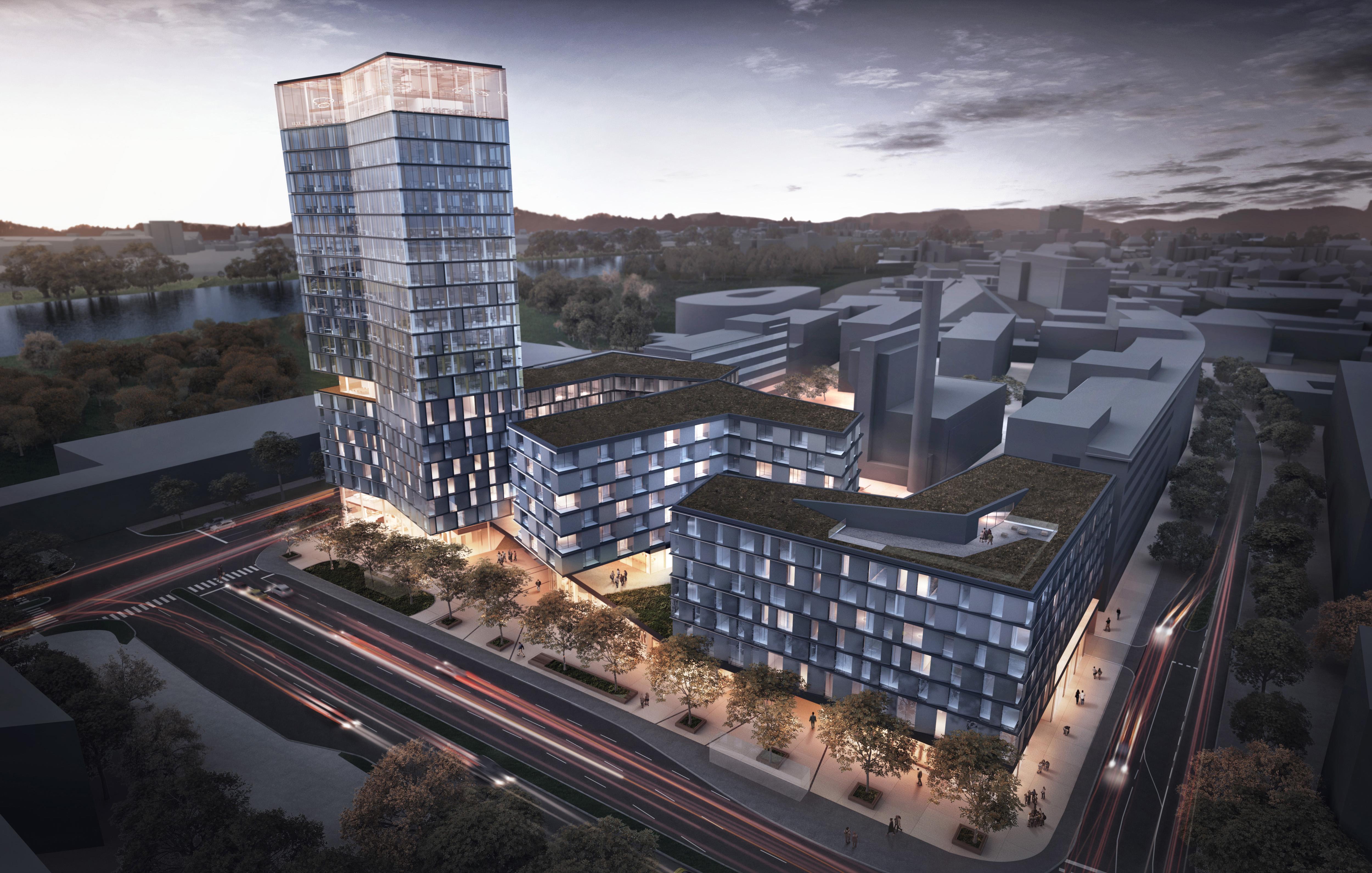 Tabakfabrik Linz | Meilenstein für eine neue Linzer Landmark ...